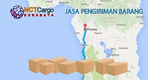 jasa pengiriman barang Surabaya ke Pinrang