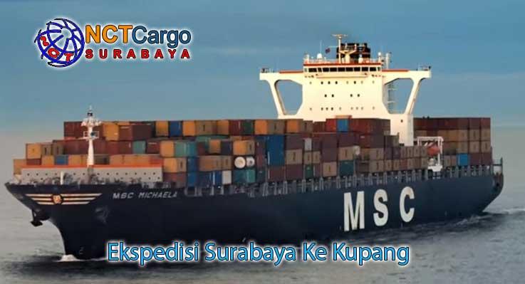 Ekspedisi Surabaya Ke Kupang Dari NCT