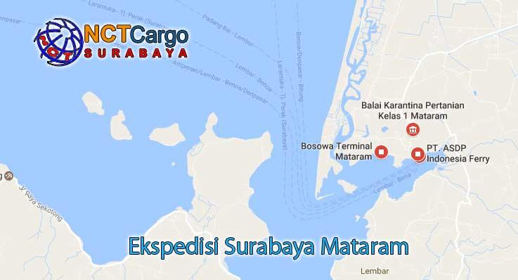 Ekspedisi Surabaya Mataram Bersama NCT 031-328-2030