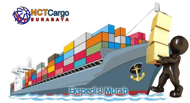 Cari Ekspedisi Murah? Ya di NCT Cargo Surabaya