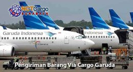 Pengiriman Barang Via Cargo Garuda