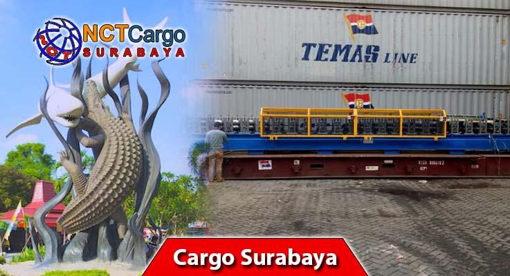 Cargo Surabaya Untuk Wilayah Indonesia Timur
