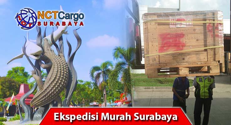 Ekspedisi Murah Surabaya hanya di NCT