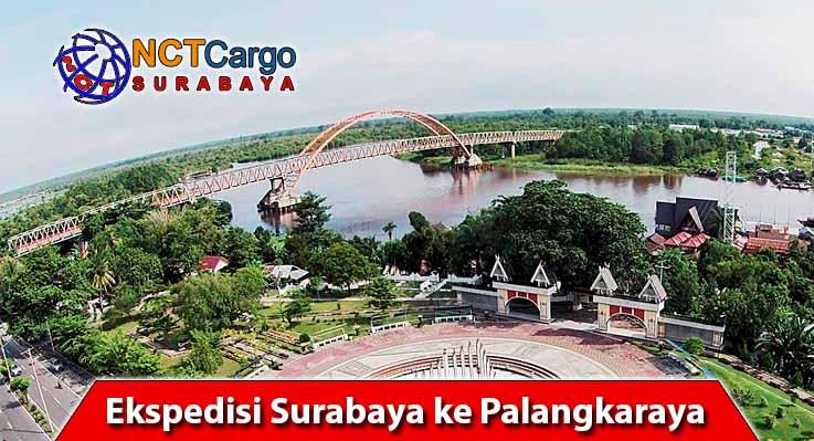 Ekspedisi Surabaya ke Palangkaraya
