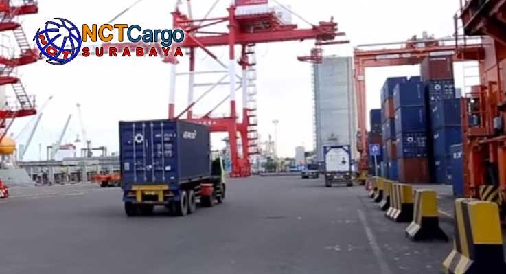 Jasa Cargo Pengiriman Barang Via NCT Dari Surabaya
