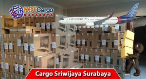 Cargo Sriwijaya Surabaya