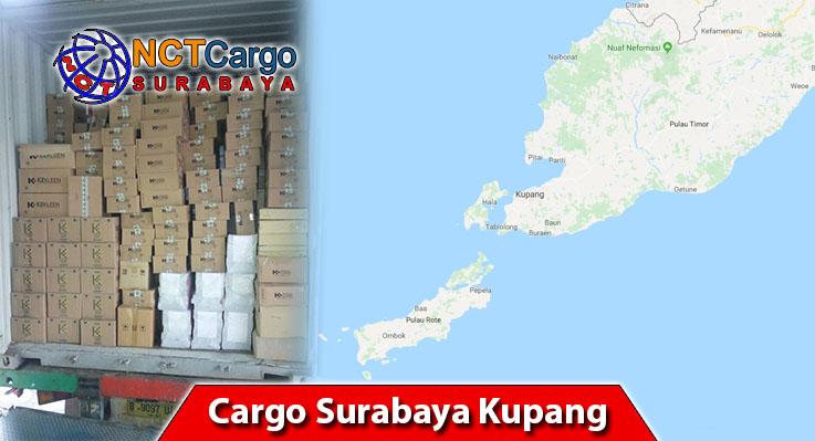 Cargo Surabaya Kupang