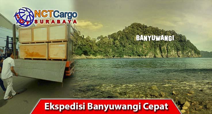 Ekspedisi Banyuwangi Cepat