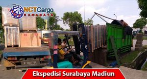 Ekspedisi Surabaya Madiun