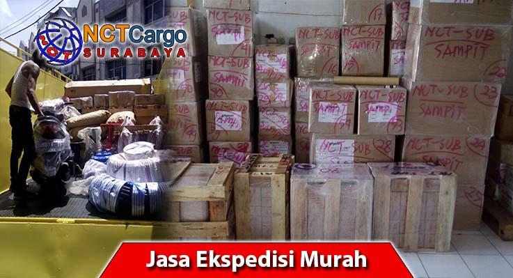 Jasa Ekspedisi Murah