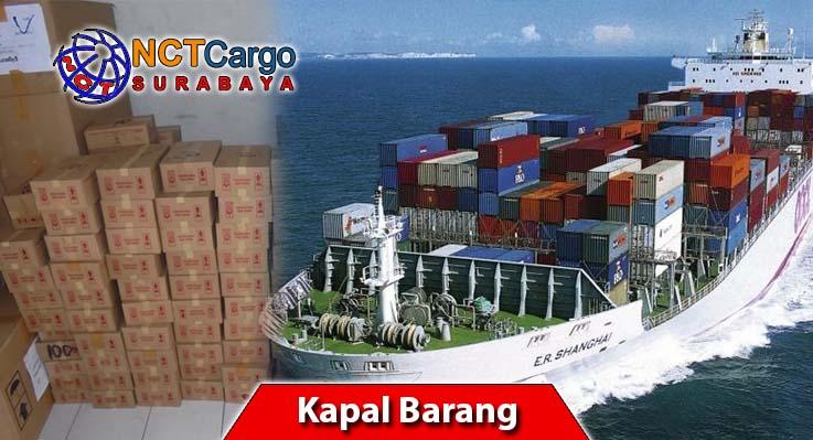 NCT Cargo – Kapal Barang