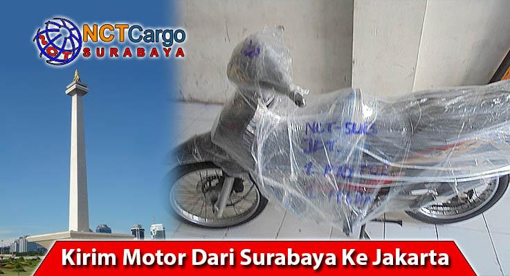 Kirim Motor Dari Surabaya Ke Jakarta