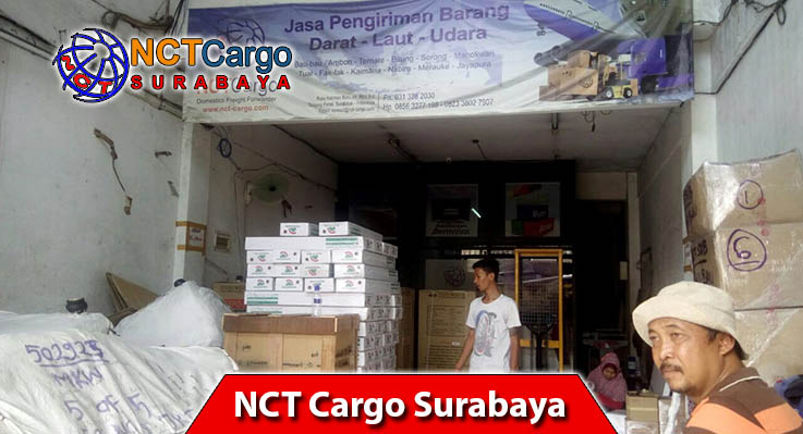 NCT Cargo Surabaya