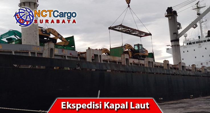 ekspedisi kapal laut