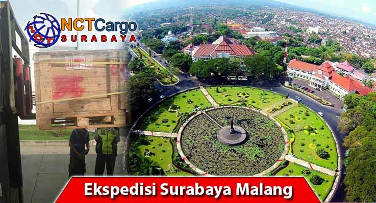 Jasa Ekspedisi Surabaya Malang By NCT