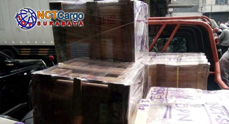 Ekspedisi Surabaya Ke Seluruh Indonesia Bersama NCT Cargo