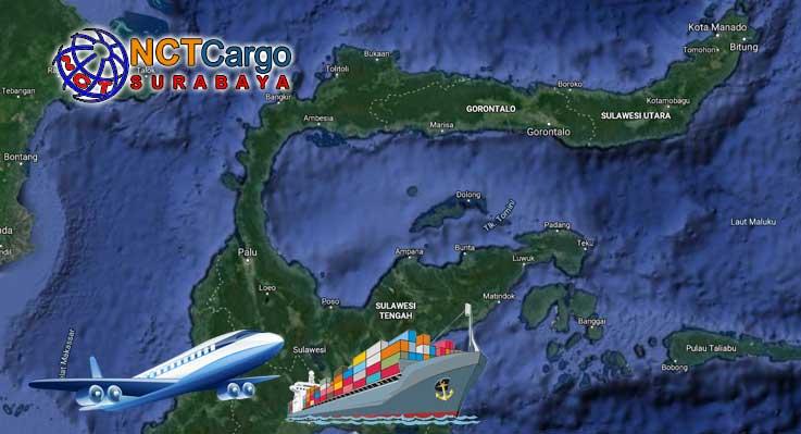 Ekspedisi Surabaya Ke Sulawesi Utara