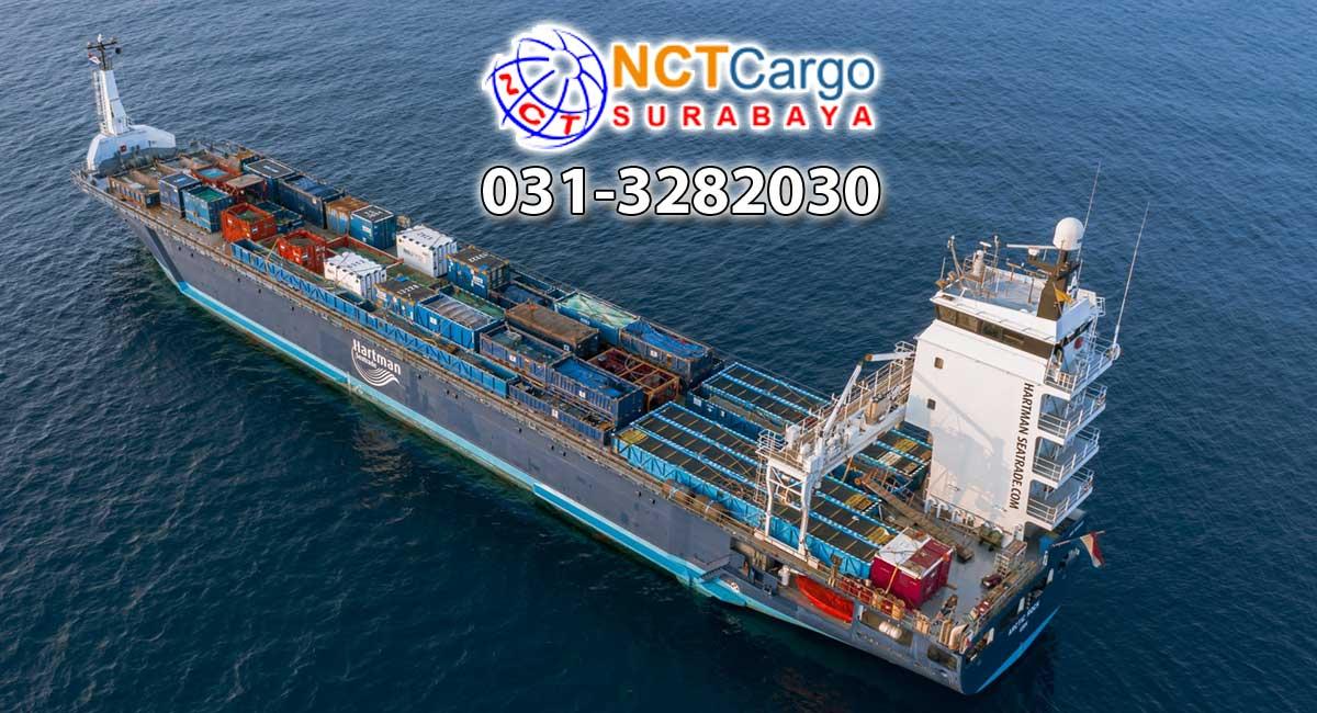 jasa pengiriman barang Surabaya ke Puruk Cahu