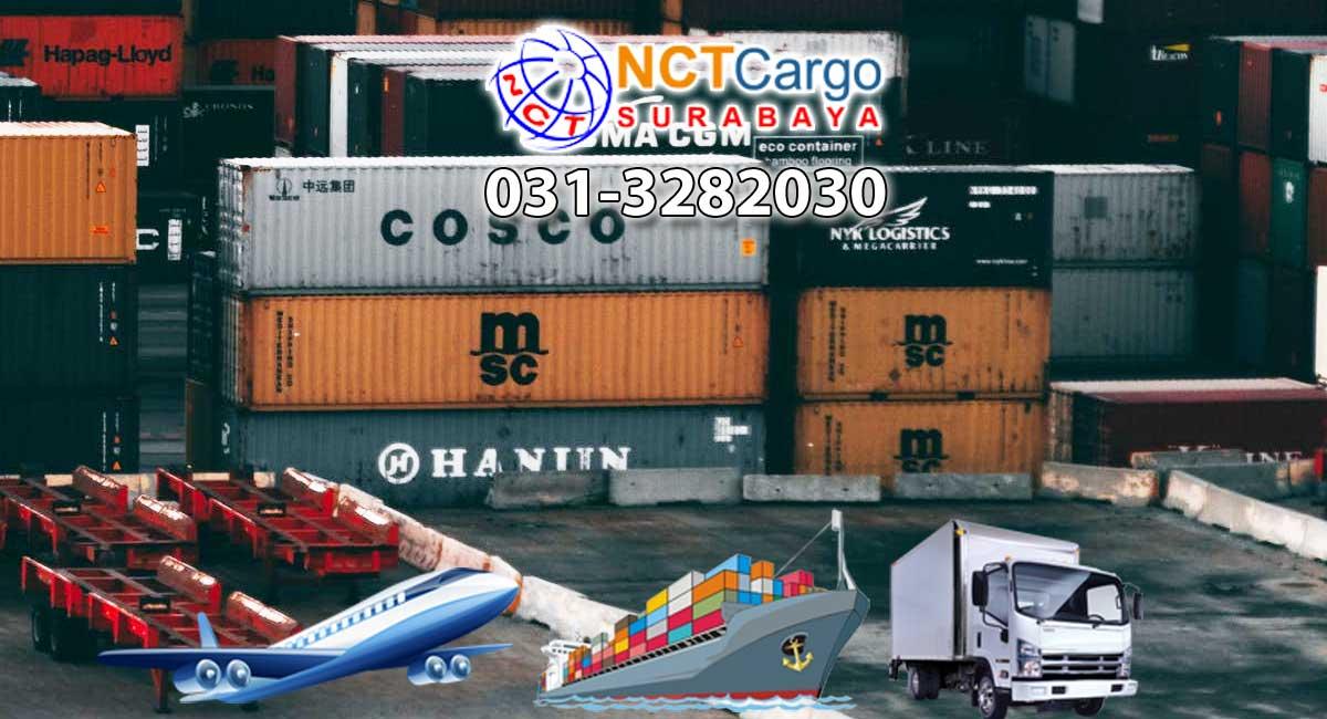 jasa pengiriman barang Surabaya Berau