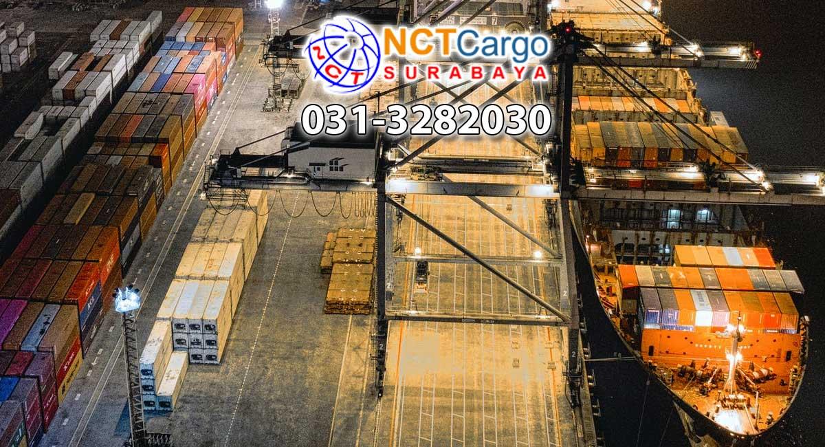 jasa pengiriman barang Surabaya ke Handil