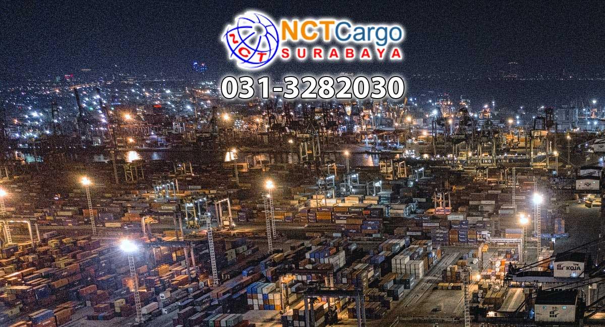 jasa pengiriman barang Surabaya ke Nunukan