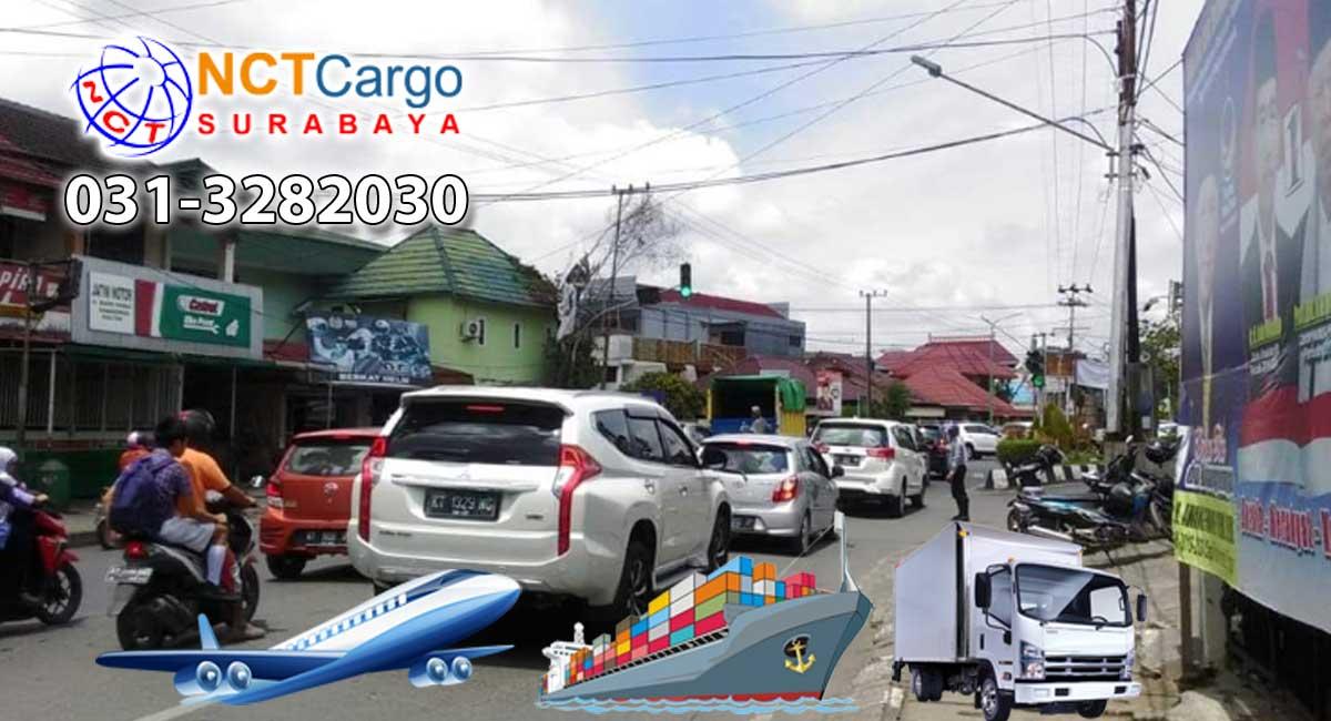Jasa Pengiriman Barang Surabaya ke Samarinda