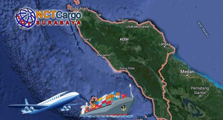 Ekspedisi Surabaya Aceh