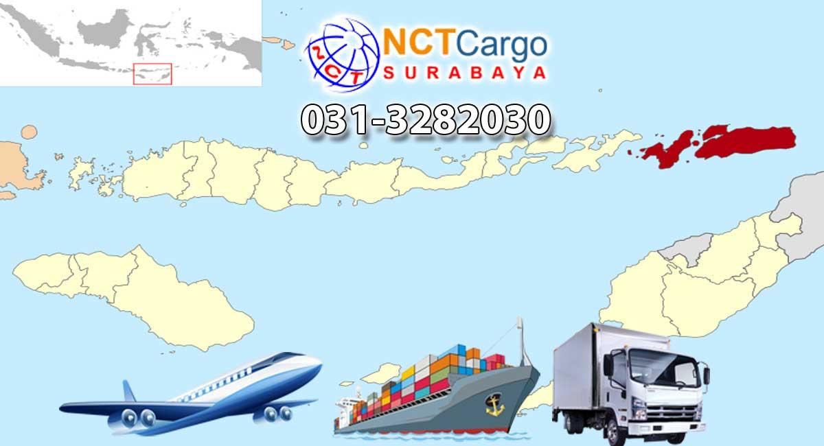 Ekspedisi Surabaya Alor Kota Kalabahi NTT Tarif Murah