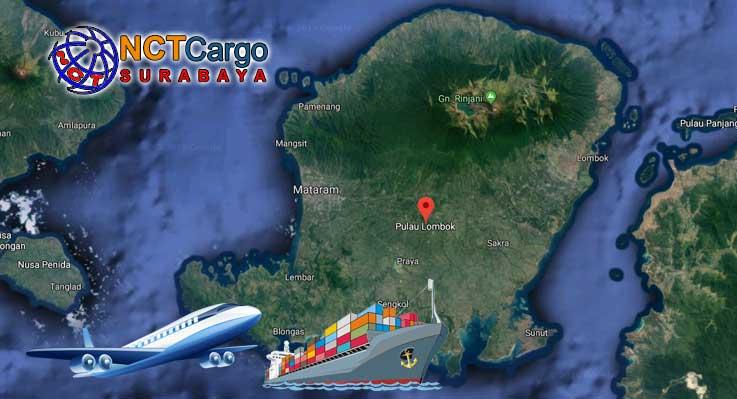 Ekspedisi Surabaya Lombok Bersama NCT