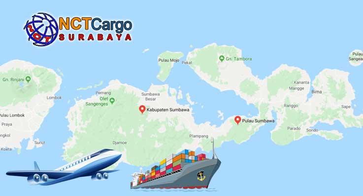 Ekspedisi Surabaya Sumbawa Jalur Laut Dan Udara Murah