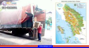 jasa cargo surabaya ke sumatera utara
