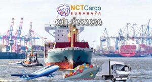 jasa pengiriman barang Surabaya ke Melawi