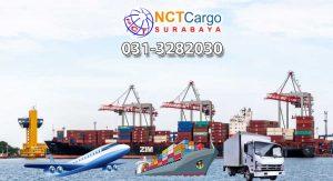 jasa pengiriman barang Surabaya ke Ngabang