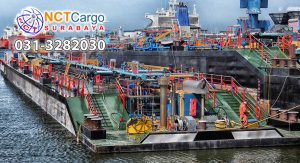 jasa pengiriman barang Surabaya ke Pulau Pisang