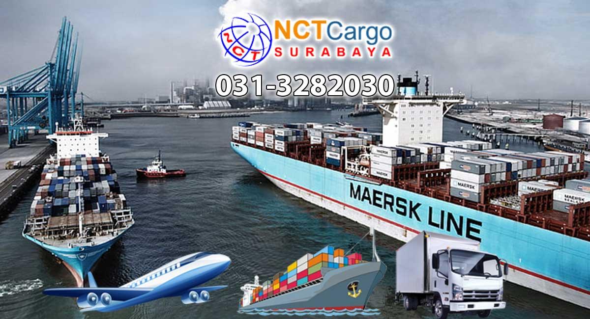 jasa pengiriman barang Surabaya ke Rantau