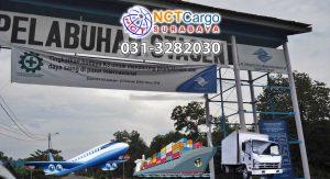 jasa pengiriman barang Surabaya ke Stagen
