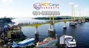 jasa pengiriman barang Surabaya ke Tenggarong