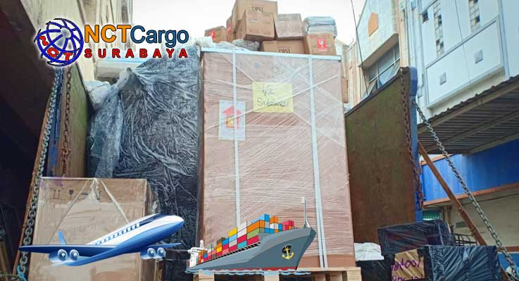 Jasa Pengiriman Cargo Surabaya